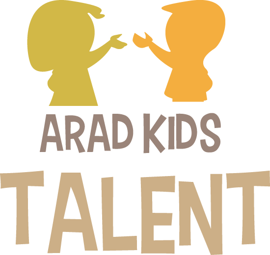 arad kids talent logo
